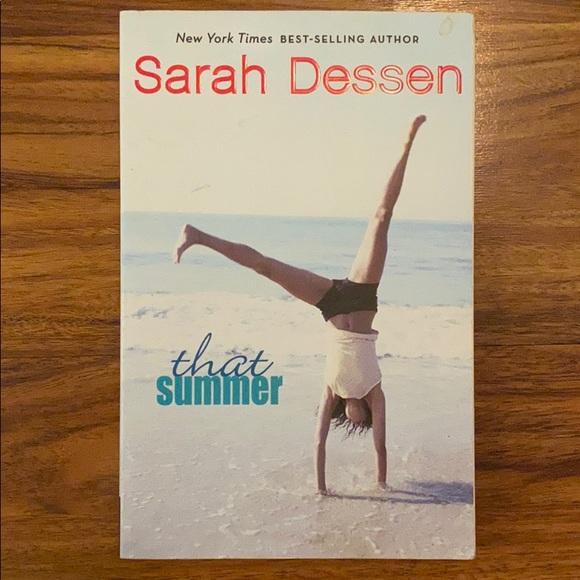 💰 3/$25   Book   That Summer   YA